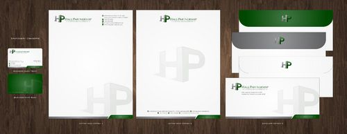 Stationary Business Cards and Stationery  Draft # 438 by Deck86