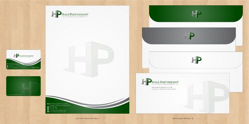 Stationary Business Cards and Stationery  Draft # 447 by Deck86