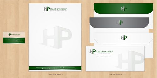Stationary Business Cards and Stationery  Draft # 448 by Deck86