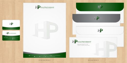 Stationary Business Cards and Stationery  Draft # 449 by Deck86