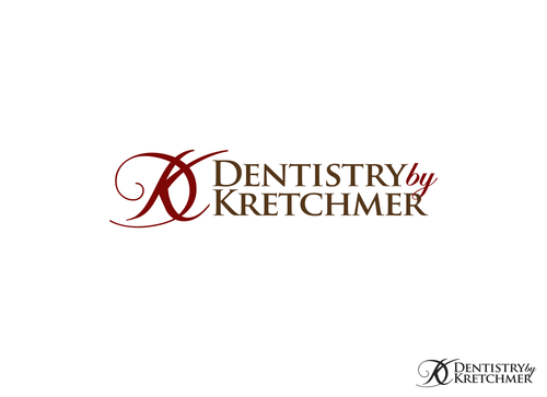 Dentistry by Kretchmer  A Logo, Monogram, or Icon  Draft # 95 by rockdesign