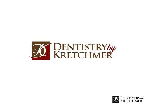 Dentistry by Kretchmer  A Logo, Monogram, or Icon  Draft # 96 by rockdesign