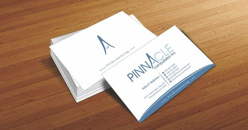 PCIaccounting.com Business Cards and Stationery  Draft # 48 by Deck86