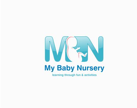 My Baby Nursery Logo By Alreem2040