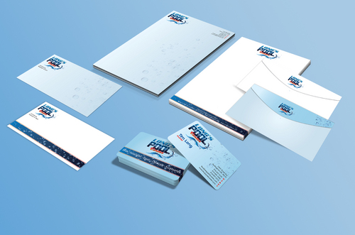 Gloss design cards