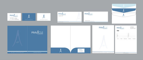 PCIaccounting.com Business Cards and Stationery  Draft # 397 by namgraphics