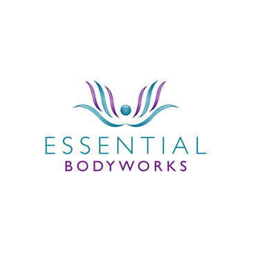 Essential Bodyworks is the company name, but does not have to be incorporated into the logo