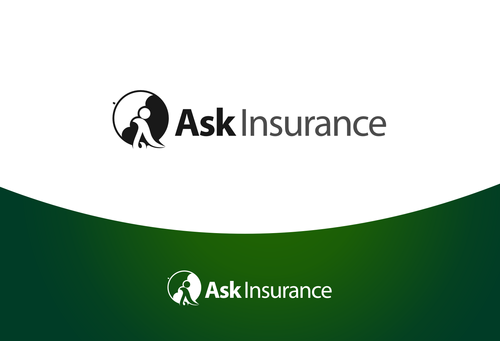 Ask Insurance A Logo, Monogram, or Icon  Draft # 46 by maloz