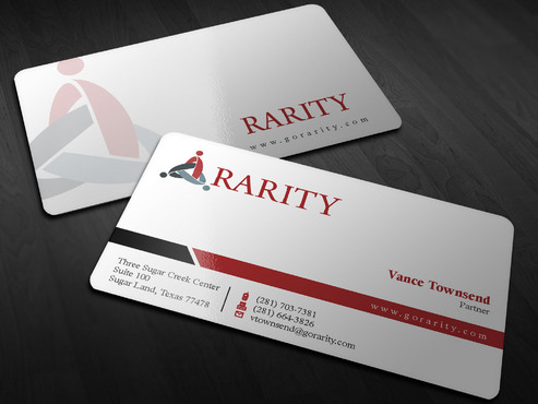 Rarity Solutions Business Cards and Stationery  Draft # 175 by Xpert