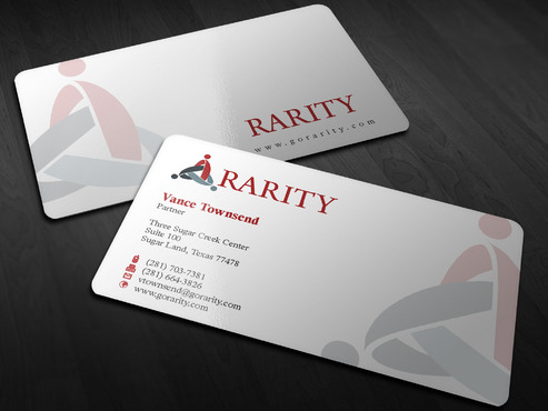Rarity Solutions Business Cards and Stationery  Draft # 177 by Xpert