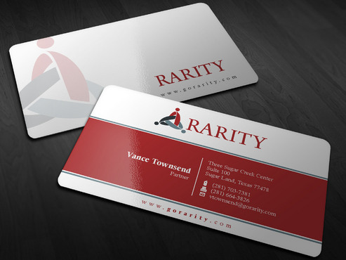 Rarity Solutions Business Cards and Stationery  Draft # 179 by Xpert
