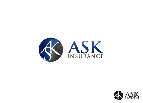 Ask Insurance A Logo, Monogram, or Icon  Draft # 67 by rockdesign
