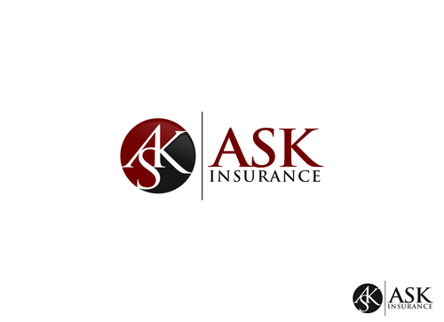 Ask Insurance A Logo, Monogram, or Icon  Draft # 68 by rockdesign