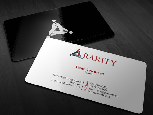 Rarity Solutions Business Cards and Stationery  Draft # 201 by Xpert