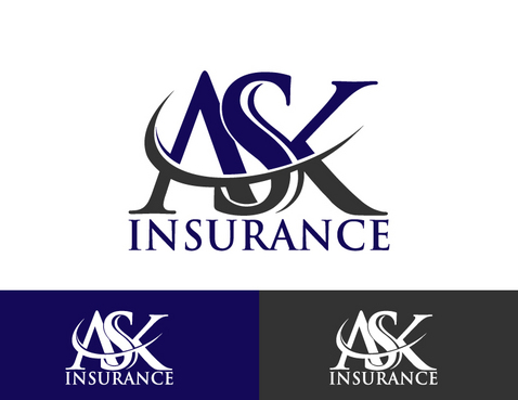 Ask Insurance A Logo, Monogram, or Icon  Draft # 69 by Filter