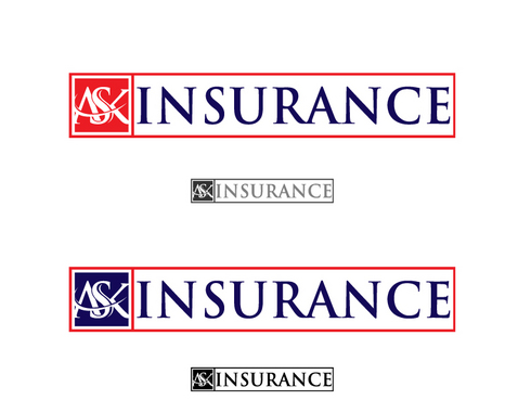 Ask Insurance A Logo, Monogram, or Icon  Draft # 70 by Filter