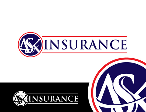 Ask Insurance A Logo, Monogram, or Icon  Draft # 71 by Filter