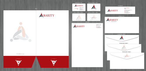 Rarity Solutions Business Cards and Stationery  Draft # 207 by ArtworksKingdom