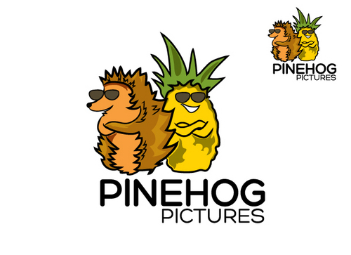 PineHog Pictures A Logo, Monogram, or Icon  Draft # 9 by BDesign