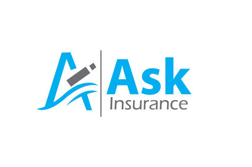 Ask Insurance A Logo, Monogram, or Icon  Draft # 91 by dijadesign24