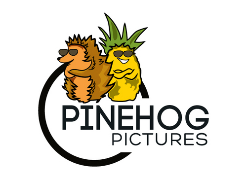 PineHog Pictures A Logo, Monogram, or Icon  Draft # 12 by BDesign