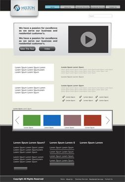 Melton Networking Complete Web Design Solution  Draft # 43 by orignaldesign