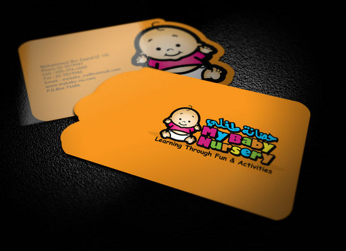 Learning throu fun & activities  Business Cards and Stationery  Draft # 226 by creatoltd