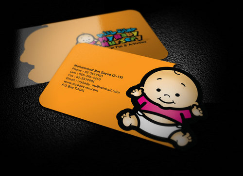 Learning throu fun & activities  Business Cards and Stationery  Draft # 227 by creatoltd