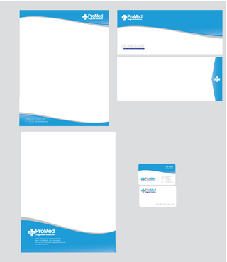 Business card, letter head, statonary envelope, fax cover sheet Business Cards and Stationery  Draft # 169 by creatoltd