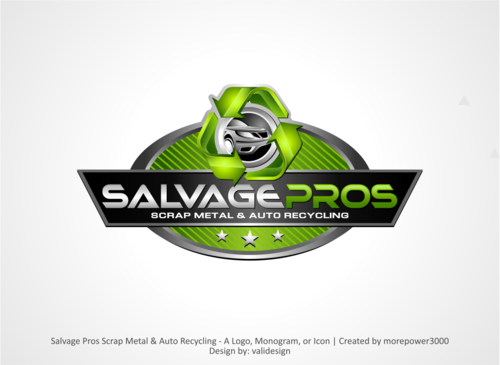 Salvage Pros   Scrap Metal & Auto Recycling