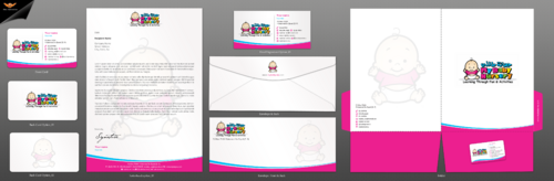 Learning throu fun & activities  Business Cards and Stationery  Draft # 377 by einsanimation