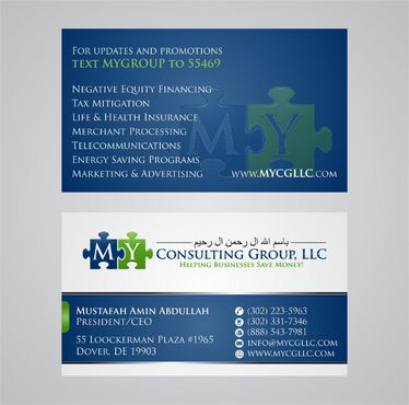 MY Consulting Group, LLC