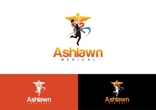 Ashlawn Medical A Logo, Monogram, or Icon  Draft # 6 by Soumyas