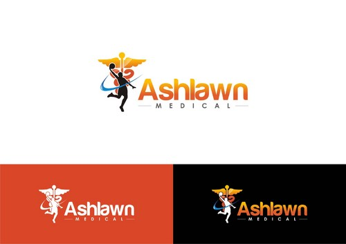 Ashlawn Medical A Logo, Monogram, or Icon  Draft # 7 by Soumyas
