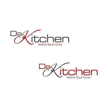 Da Kitchen logo re-design
