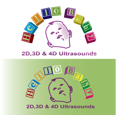 Logo for 3D/4D Ultrasound Company by Dgardner
