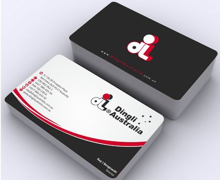 Dingli Australia Pty Ltd Business Cards and Stationery  Draft # 149 by Deck86