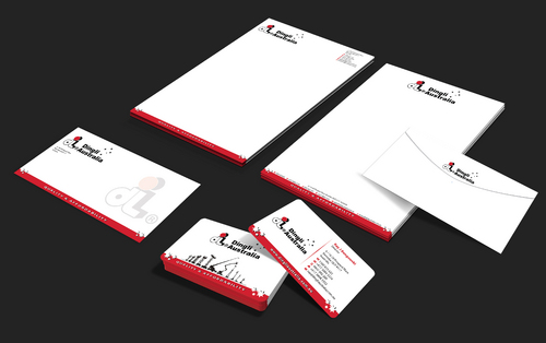 Dingli Australia Pty Ltd Business Cards and Stationery  Draft # 150 by waterdropdesign
