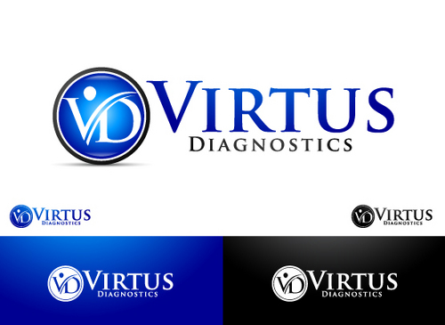Virtus Diagnostics A Logo, Monogram, or Icon  Draft # 238 by Filter