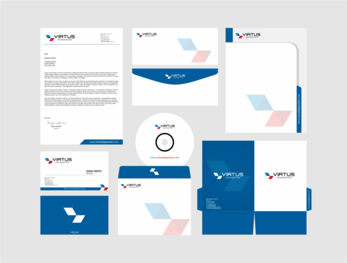 Virtus Diagnostics A Logo, Monogram, or Icon  Draft # 269 by sambel09