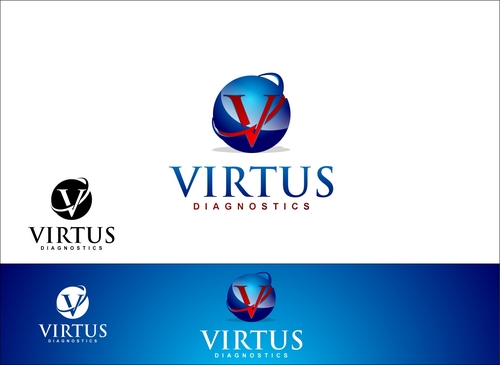 Virtus Diagnostics A Logo, Monogram, or Icon  Draft # 284 by KejamDia