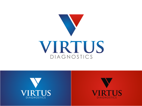 Virtus Diagnostics A Logo, Monogram, or Icon  Draft # 291 by andra