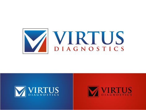 Virtus Diagnostics A Logo, Monogram, or Icon  Draft # 293 by andra