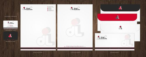 Dingli Australia Pty Ltd Business Cards and Stationery  Draft # 158 by Deck86