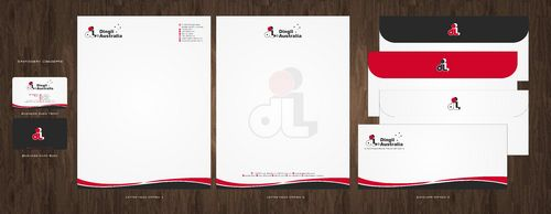 Dingli Australia Pty Ltd Business Cards and Stationery  Draft # 160 by Deck86