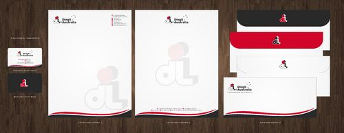 Dingli Australia Pty Ltd Business Cards and Stationery  Draft # 162 by Deck86