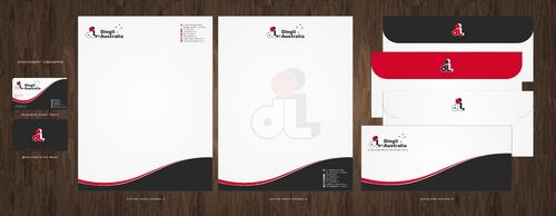 Dingli Australia Pty Ltd Business Cards and Stationery  Draft # 167 by Deck86