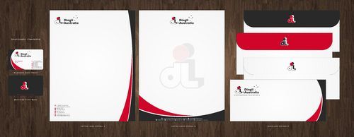 Dingli Australia Pty Ltd Business Cards and Stationery  Draft # 169 by Deck86