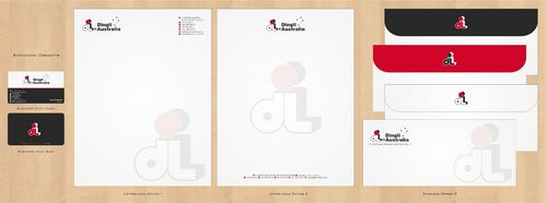 Dingli Australia Pty Ltd Business Cards and Stationery  Draft # 172 by Deck86