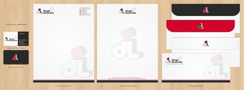 Dingli Australia Pty Ltd Business Cards and Stationery  Draft # 175 by Deck86